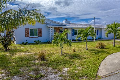 Photo of 100 W Bay Drive, Cocoa Beach, FL 32931 (MLS # 858862)