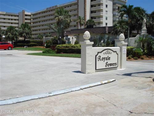Photo of 1860 N Atlantic Avenue #B-602, Cocoa Beach, FL 32931 (MLS # 897863)