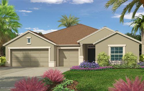 Photo of 632 Gleneagles Drive, Palm Bay, FL 32908 (MLS # 880864)