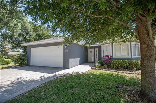 Photo of 615 Lakewood Lane, Titusville, FL 32780 (MLS # 901865)