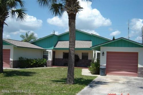 Photo of 206 Atlas Lane, Satellite Beach, FL 32937 (MLS # 859866)