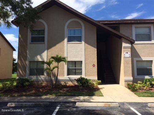 Photo of 210 Spring Drive #4, Merritt Island, FL 32953 (MLS # 884866)