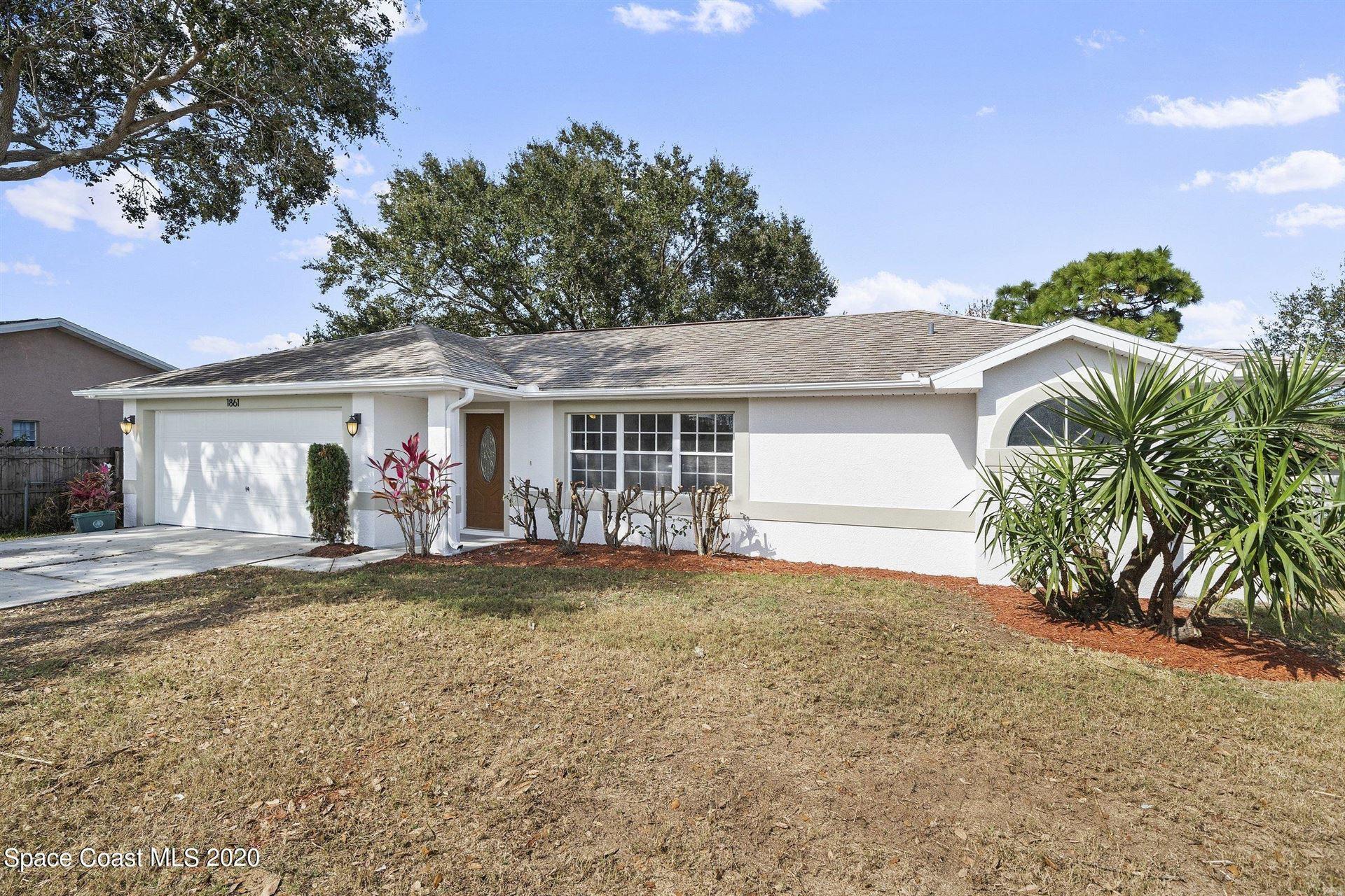 1861 Fallon Boulevard, Palm Bay, FL 32907 - #: 896866