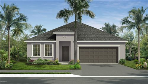 Photo of 665 Boughton Way, West Melbourne, FL 32904 (MLS # 871867)