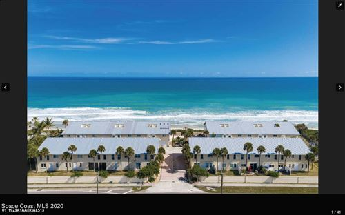 Photo of 1923 Highway A1a #6, Satellite Beach, FL 32937 (MLS # 896869)