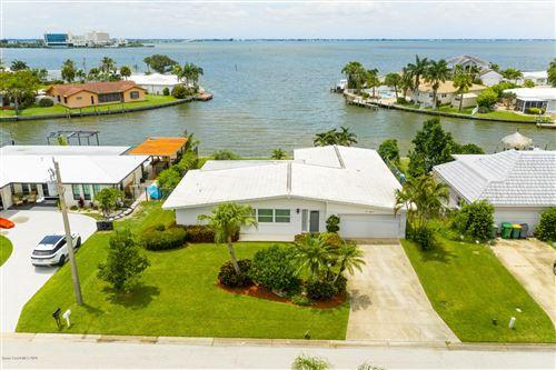 Photo of 418 Dorset Drive, Cocoa Beach, FL 32931 (MLS # 881870)