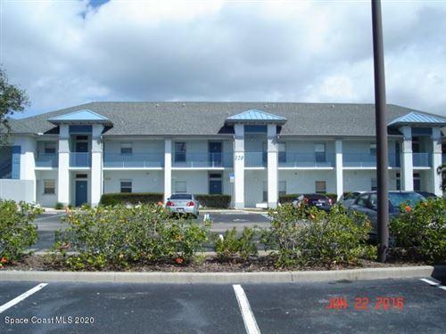 Photo of 131 Portside Avenue #203, Cape Canaveral, FL 32920 (MLS # 885870)