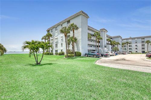 Photo of 3799 S Banana River Boulevard #830, Cocoa Beach, FL 32931 (MLS # 878871)