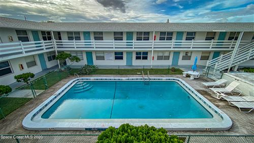 Photo of 215 Circle Drive #30, Cape Canaveral, FL 32920 (MLS # 897873)