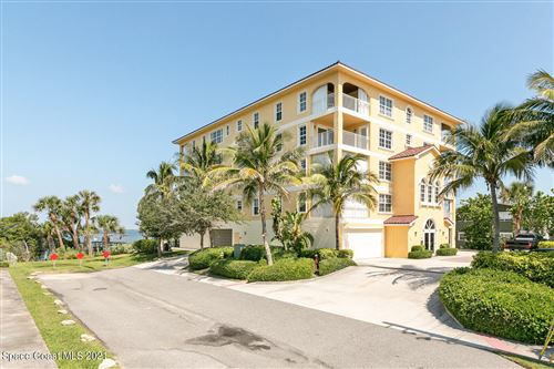 Photo of 211 24th Street #302, Cocoa Beach, FL 32931 (MLS # 907874)