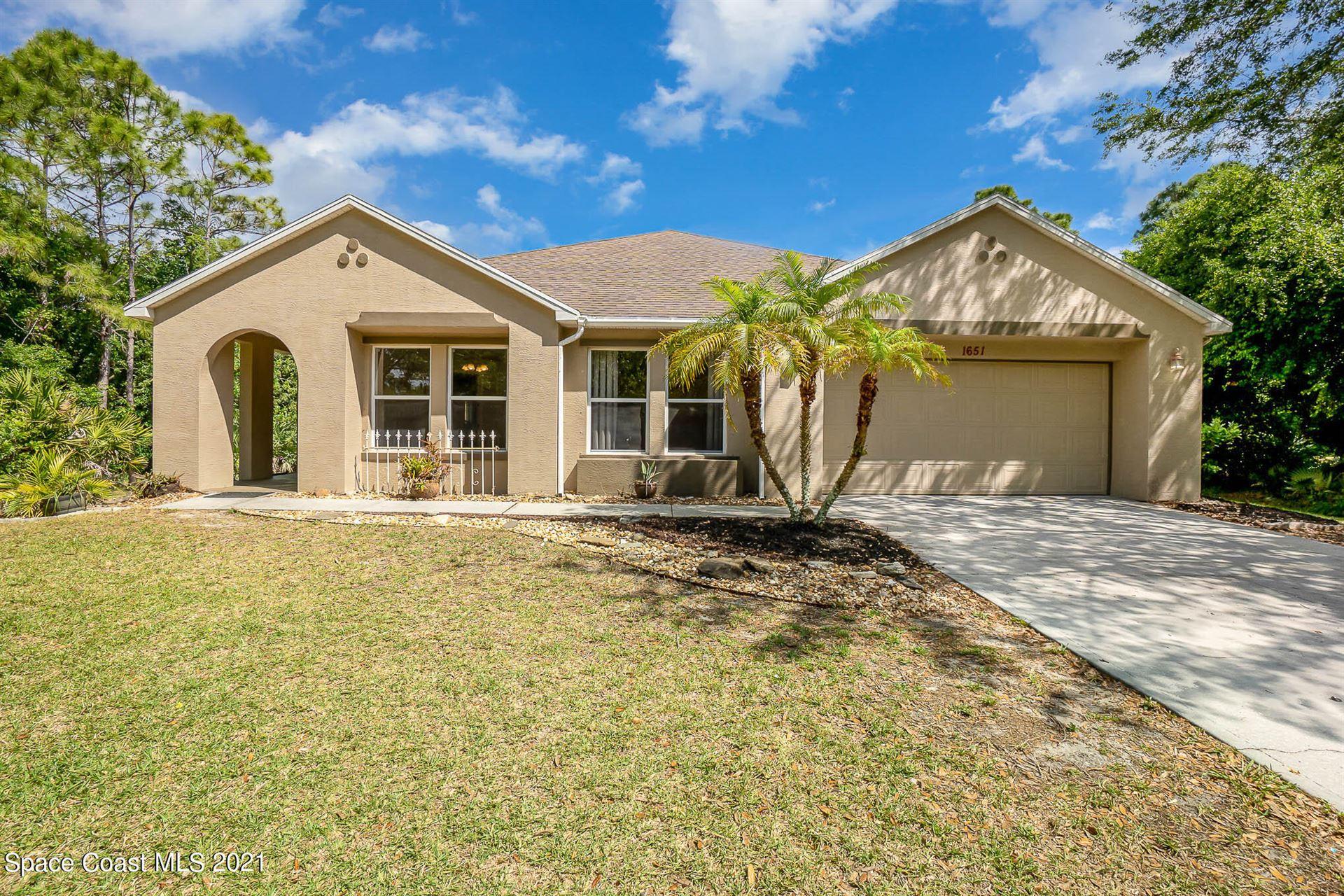 1651 Whittier Street, Palm Bay, FL 32909 - #: 900875