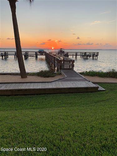Photo of 3360 S Atlantic Avenue #108, Cocoa Beach, FL 32931 (MLS # 877876)