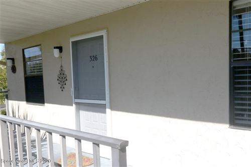 Photo of 201 International Drive #326, Cape Canaveral, FL 32920 (MLS # 896876)