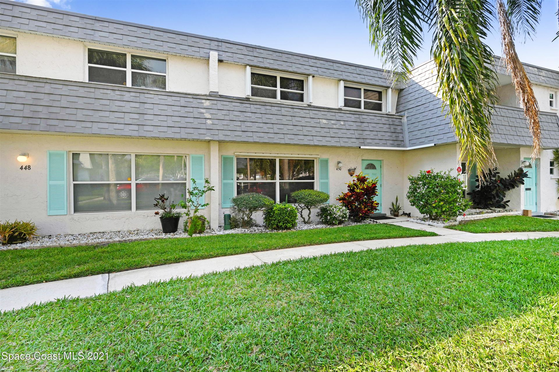 450 Blue Jay Lane #43, Satellite Beach, FL 32937 - #: 899876