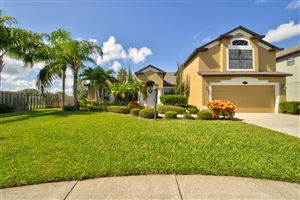 Photo of 1493 Bent Palm Drive, Merritt Island, FL 32952 (MLS # 858877)