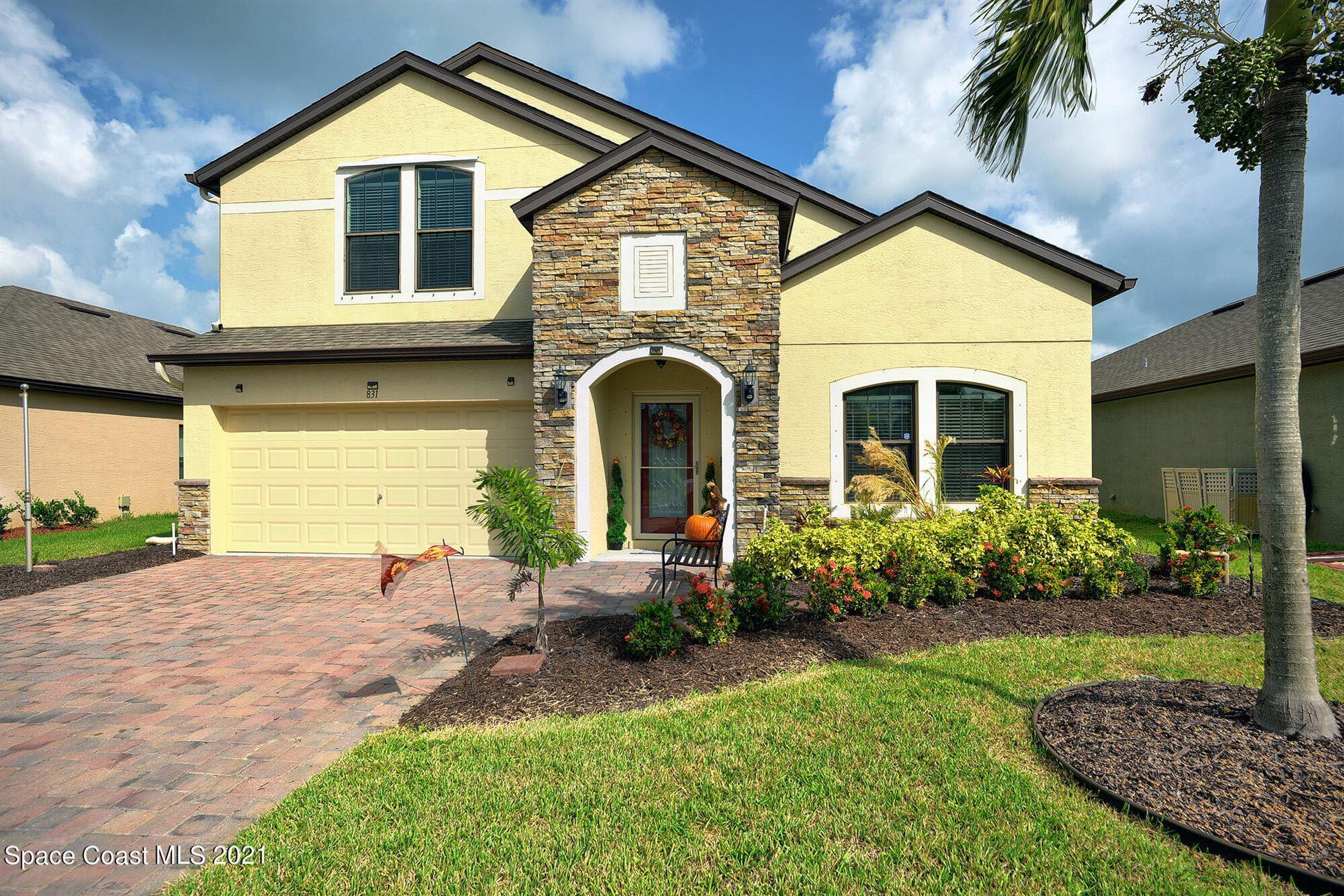 831 Dillard Drive, Palm Bay, FL 32909 - #: 917878