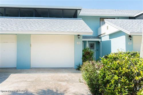 Photo of 33 Cove Road, Melbourne Beach, FL 32951 (MLS # 900879)