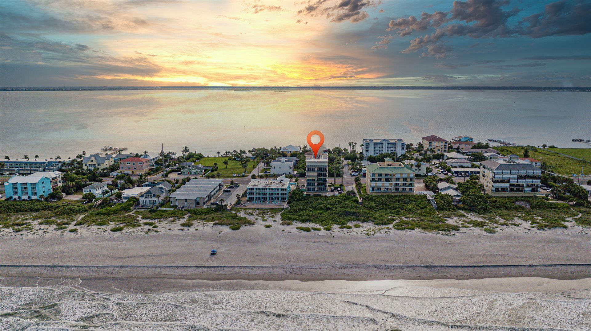 2485 S Atlantic Avenue #501, Cocoa Beach, FL 32931 - #: 878882