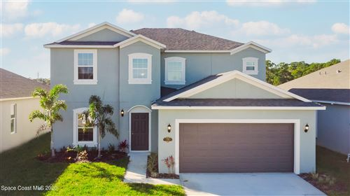 Photo of 710 Boughton Way, West Melbourne, FL 32904 (MLS # 871883)