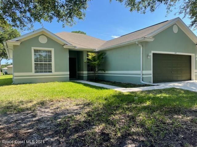 1377 Gillott Street, Palm Bay, FL 32907 - #: 907884