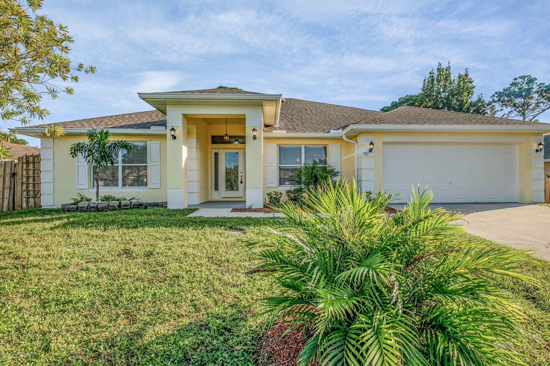 782 Koutnik Road, Palm Bay, FL 32909 - #: 887885