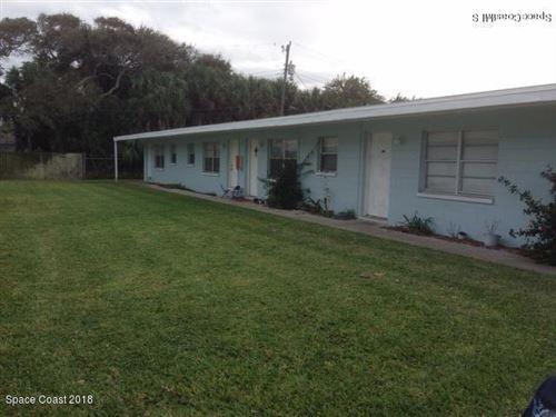 Photo of 135 Roosevelt Avenue #Apt B, Cocoa Beach, FL 32931 (MLS # 901886)