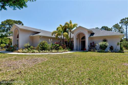 Photo of 3545 Weber Road, Malabar, FL 32950 (MLS # 905887)