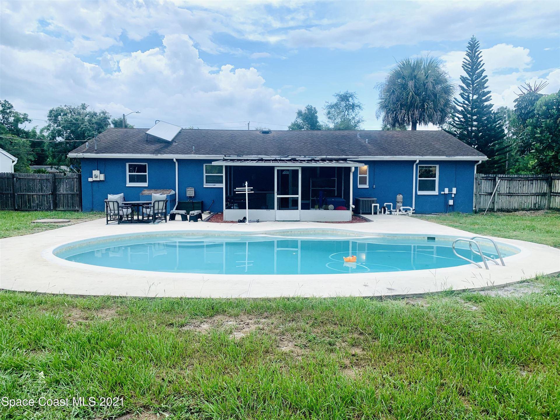 266 Pigeon Avenue, Palm Bay, FL 32907 - #: 910887