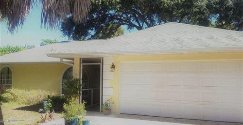 Photo of 108 Amigos Road, Melbourne Beach, FL 32951 (MLS # 878888)