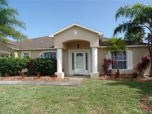 Photo of 817 Preakness Drive, West Melbourne, FL 32904 (MLS # 865889)