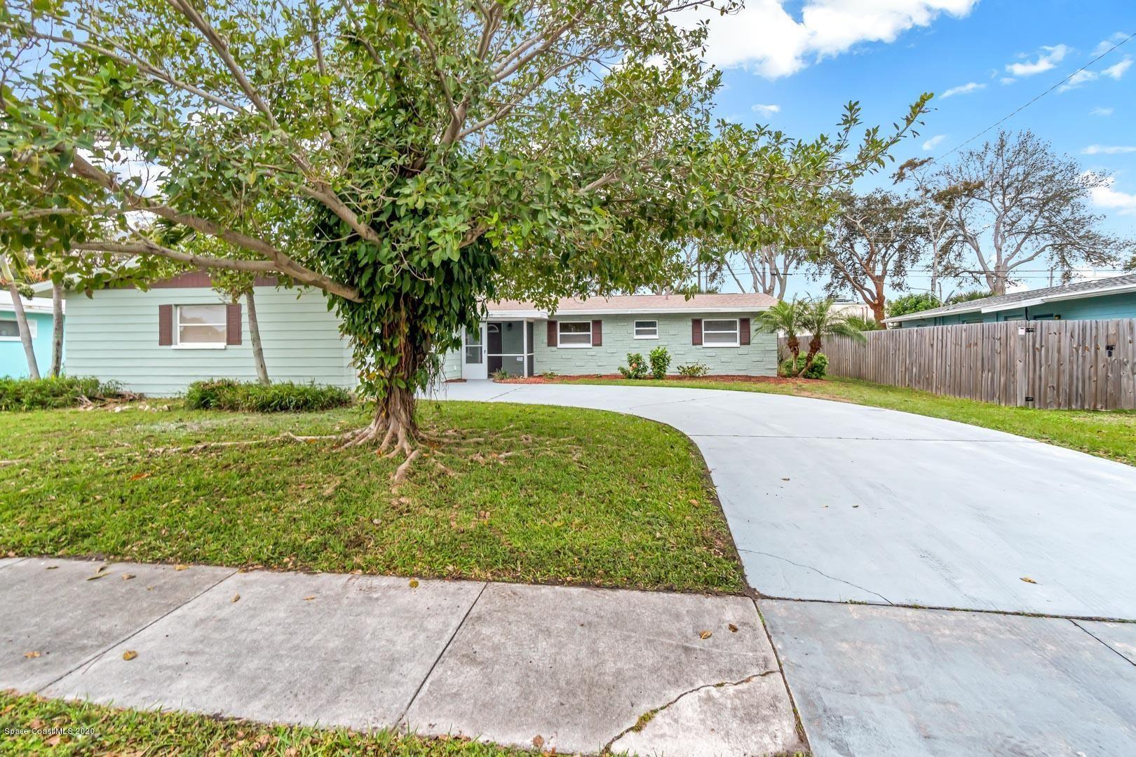 1465 Venus Street, Merritt Island, FL 32953 - MLS#: 863889