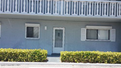 Photo of 3799 S Banana River Boulevard #309, Cocoa Beach, FL 32931 (MLS # 901890)