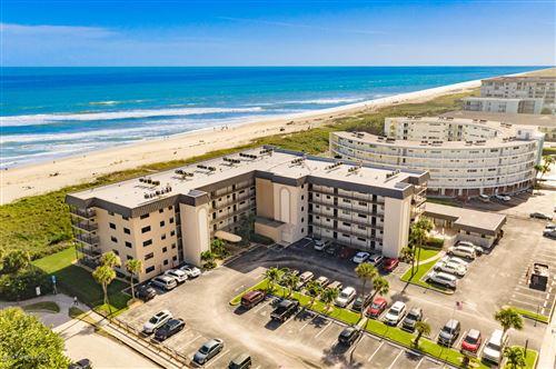 Photo of 4100 Ocean Beach Boulevard #111, Cocoa Beach, FL 32931 (MLS # 868892)