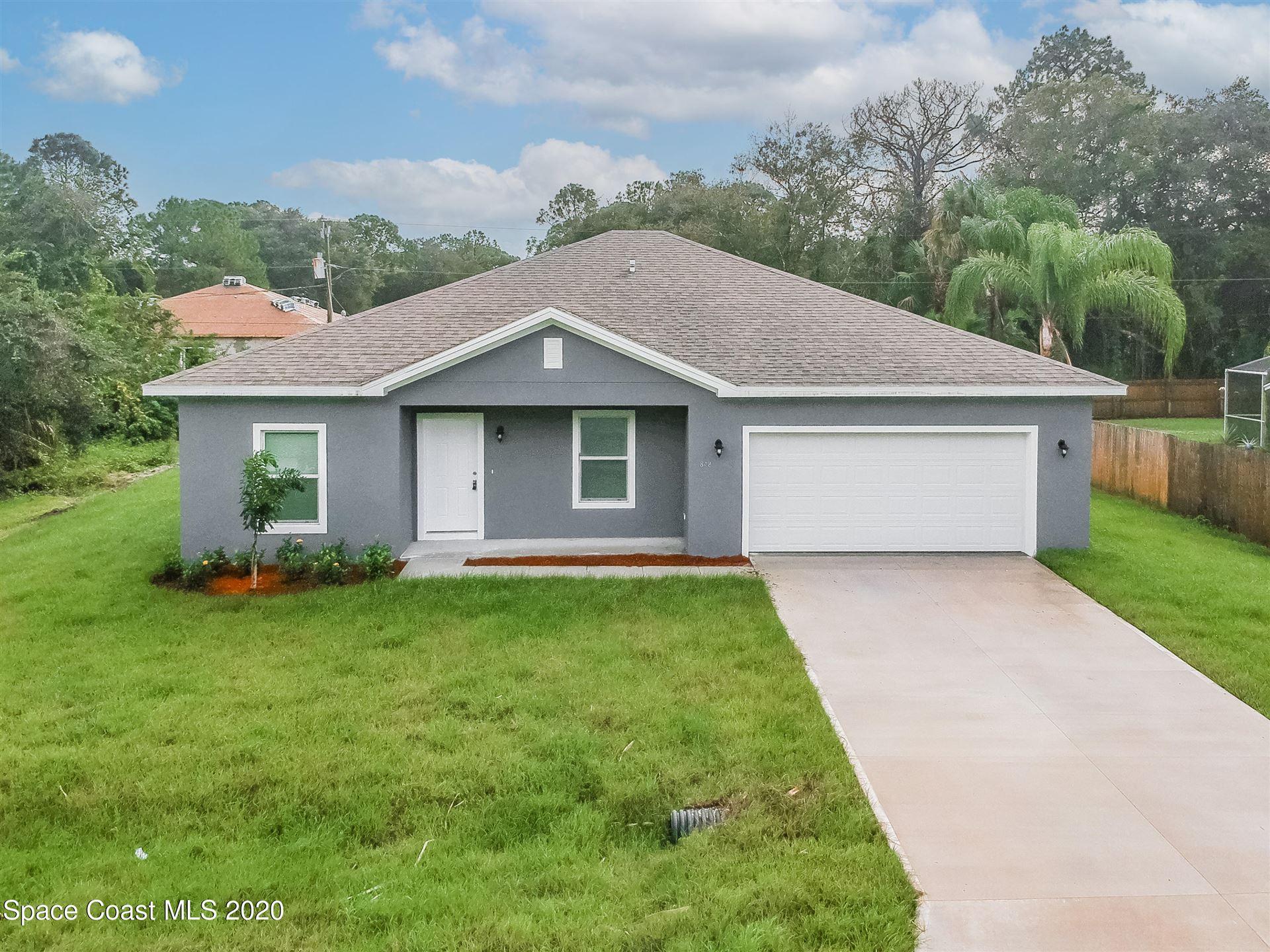 1443 Dallam Avenue, Palm Bay, FL 32907 - #: 891893