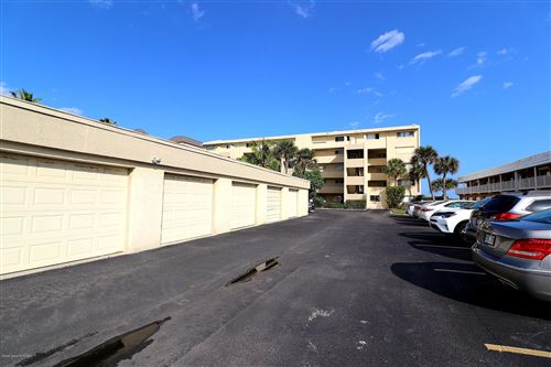 Photo of 5050 Ocean Beach Boulevard #105, Cocoa Beach, FL 32931 (MLS # 864894)