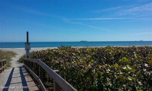 Photo of 504 Fillmore Avenue #12, Cape Canaveral, FL 32920 (MLS # 894896)