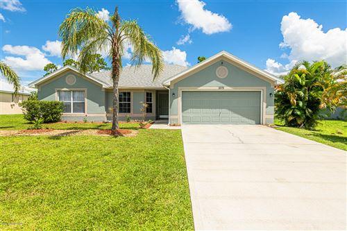 Photo of 3279 Telesca Road, Palm Bay, FL 32909 (MLS # 882898)