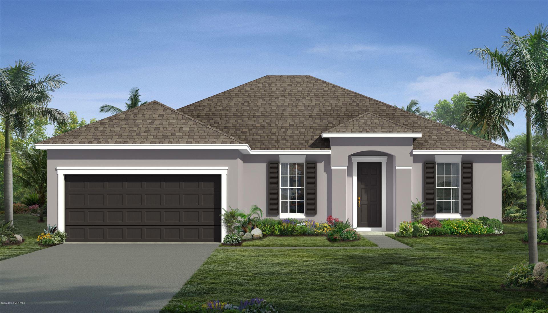 588 Haleybury Street, Palm Bay, FL 32908 - #: 914898