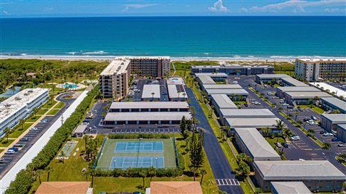 Photo of 3170 N Atlantic Avenue #108, Cocoa Beach, FL 32931 (MLS # 882903)