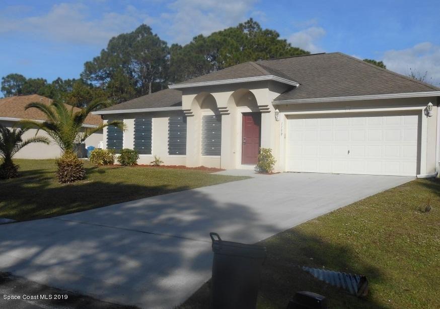 1159 Dorchester Road, Palm Bay, FL 32907 - #: 863903