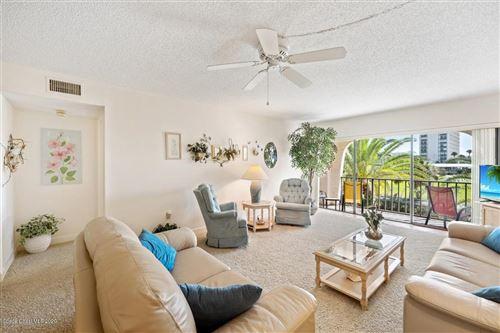 Photo of 2090 N Atlantic Avenue #208, Cocoa Beach, FL 32931 (MLS # 887905)