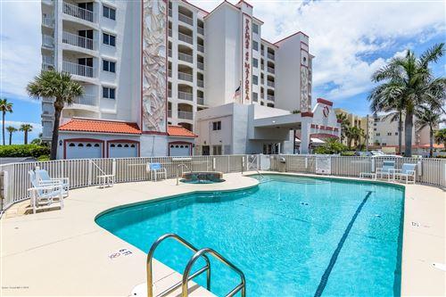 Photo of 301 N Atlantic Avenue #503, Cocoa Beach, FL 32931 (MLS # 880911)