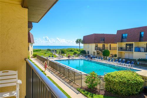 Photo of 5200 Ocean Beach Boulevard #224, Cocoa Beach, FL 32931 (MLS # 887912)