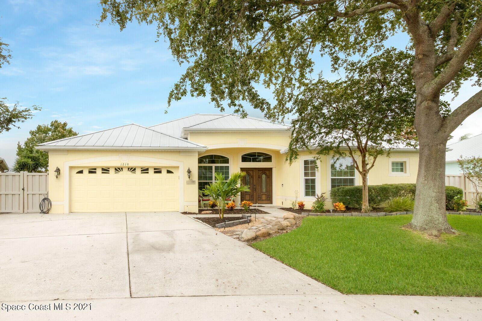 1210 Grand Cayman Drive, Merritt Island, FL 32952 - #: 914913