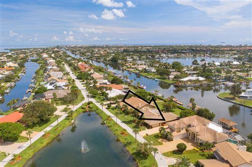 Photo of 855 Hawksbill Island Drive, Satellite Beach, FL 32937 (MLS # 882915)