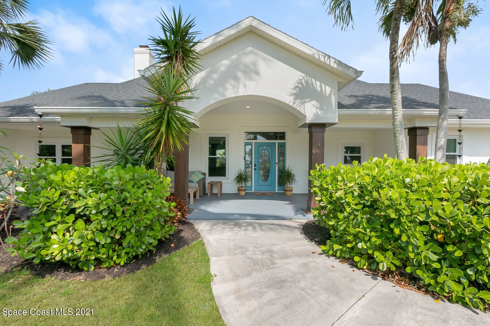 309 S Riverside Drive, Indialantic, FL 32903 - #: 902915