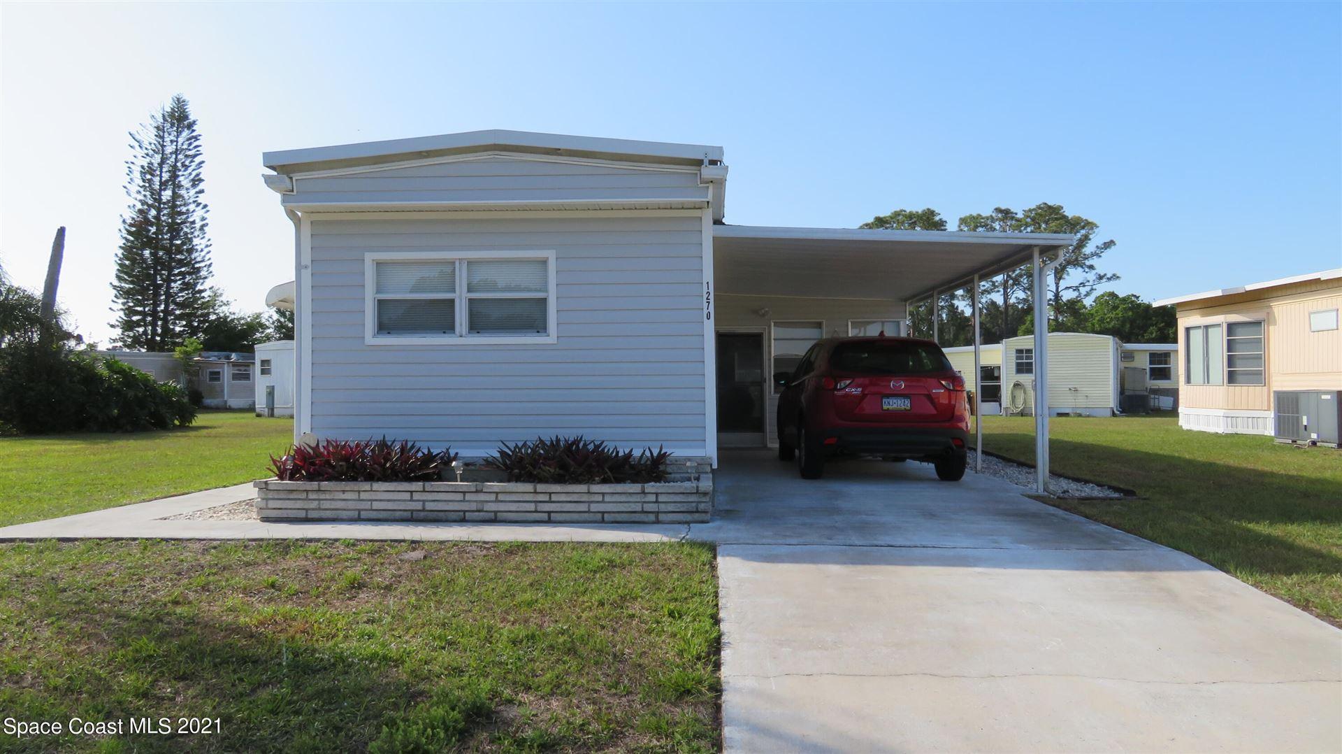 1270 Dove Court, Palm Bay, FL 32907 - #: 901918
