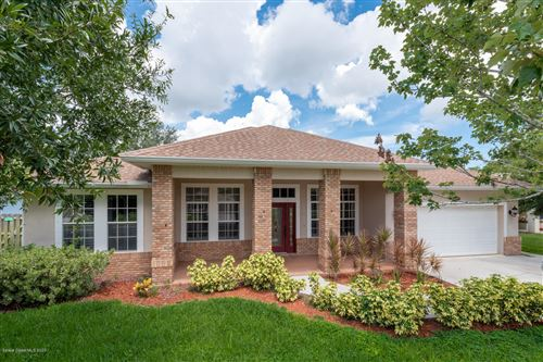 Photo of 2083 Woodfield Circle, West Melbourne, FL 32904 (MLS # 871920)