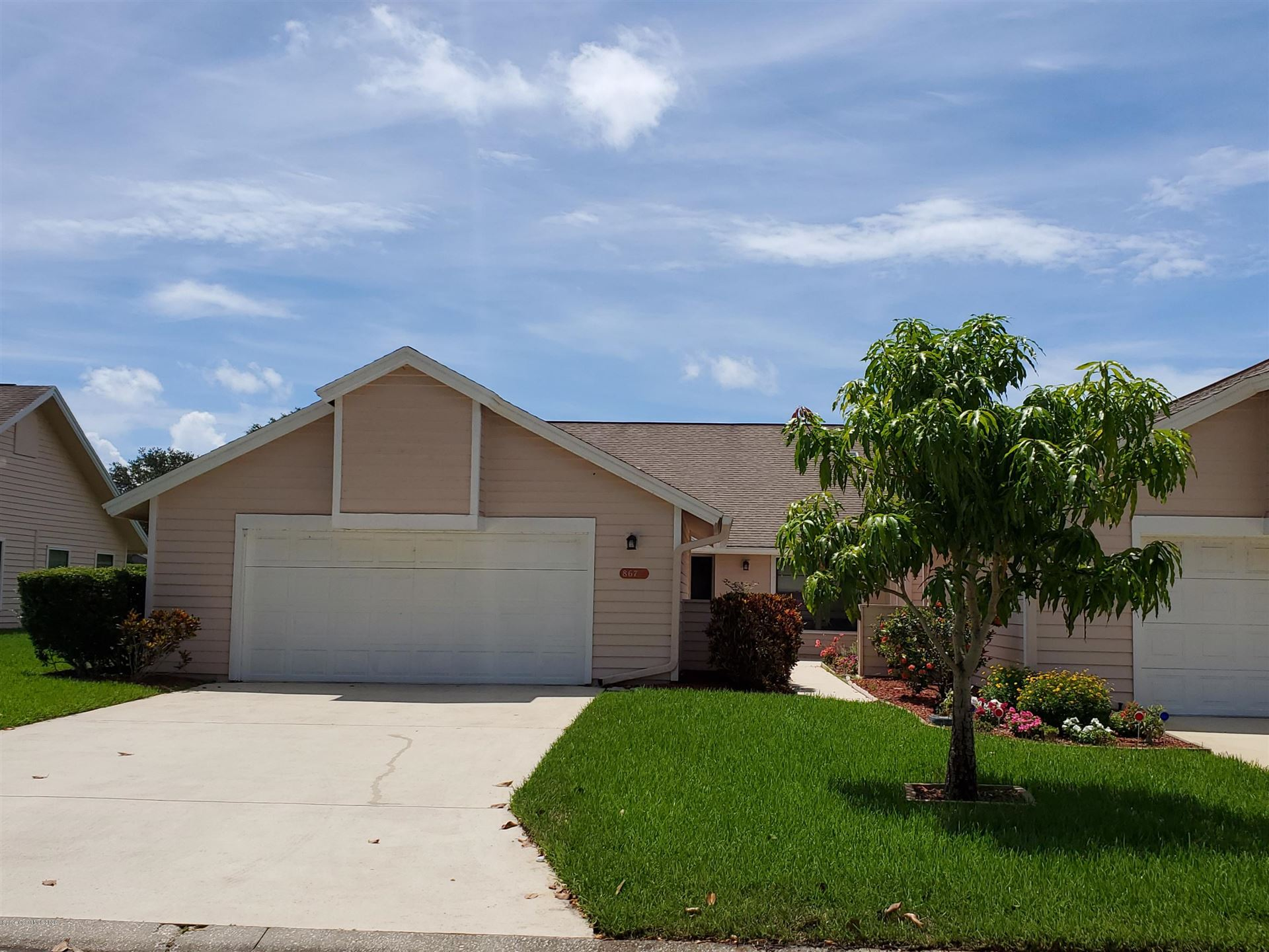 867 Ridge Lake Drive, Melbourne, FL 32940 - #: 877920