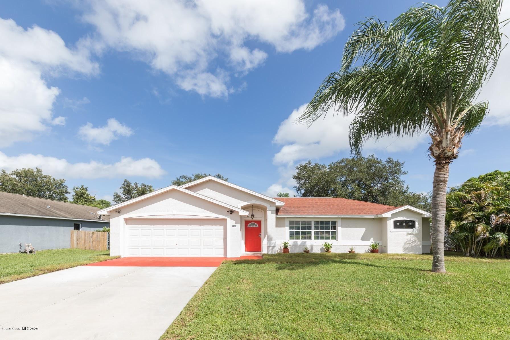256 Gladiola Road, Palm Bay, FL 32907 - #: 883922